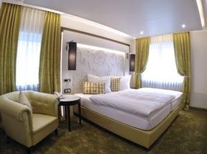 Doppelzimmer Hotel Menge