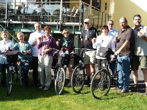 Radfahrergruppe Hotel Menge