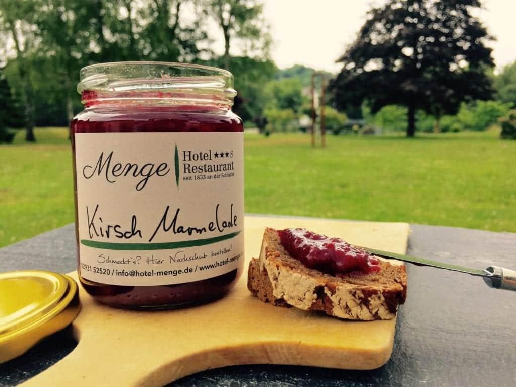Kirsch Marmelade