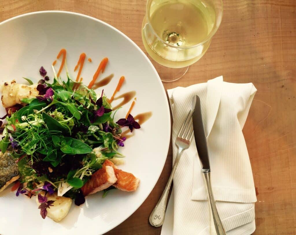 Gartensalat Fischfilets1