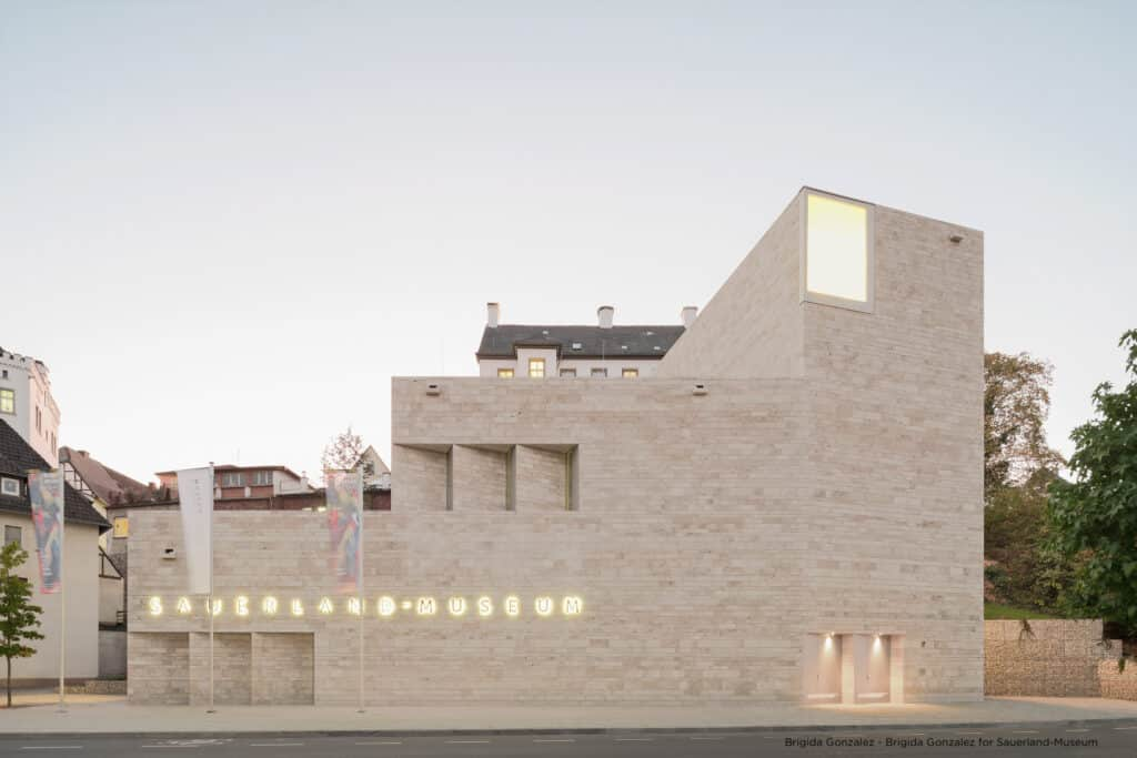 2019_Neubau_-Sauerland-Museum